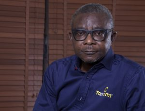 Temi-Tope Ogbeni-Awe, Founder and Chief Service Officer, TOPCOMM
