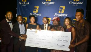 Winners of FirstStars Reality TV Show - Team Sisterly