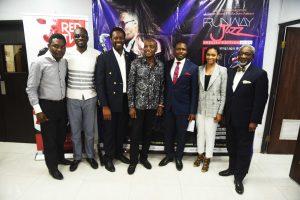 Ini Uko, Sweetsound Band, Adeniji (Heavywind), Obinna Okerekeocha, Creative Director, REDTV, Xerona Duke Artiste, Dede Mabiaku, Artiste, Folusho Phillips, MD/CEO Phillips Consulting, Afolabi Oke, Executive Director Runway Jazz
