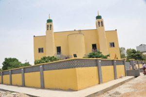 DSC_9223 & DSC_9231)THE Danladi Nasidi Jumaurt Mosque Kano Donated by Hajiya Mariya Dantata  at the weekend