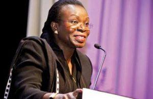 Mrs. Boma Alabi, former President of Commonwealth Lawyers Association, CLA